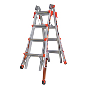 Little Giant  Little Giant Xtreme 6 tread Multi Purpose ladder