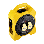 Defender E86540 20m Box Extension Reel 16a 2 Way 110v