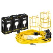 Defender E89811 Defender 110V 22M LED ES Festoon Kit 100w
