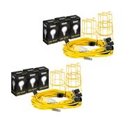 Defender  Defender 110V 22M LED ES Festoon Kit 100w - Pack of 2