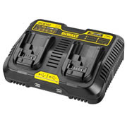 Dewalt DCB102 Dewalt 10.8v - 18v XR Li-ion Dual Port and USB Charger