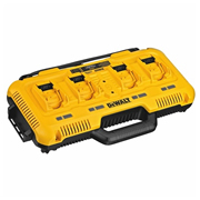 Dewalt DCB104-GB 18V XR 4 Port Fast Charger (240V)