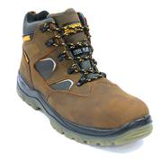 Dewalt Challenger Safety Boots - Brown