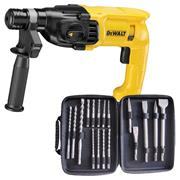 Dewalt D25033K SDS+ Drill with 17 Piece Accessory Set