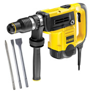 Dewalt D25820KIT Dewalt SDS MAX 5kg Chipping Hammer