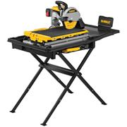 Dewalt D36000 940mm Wet Tile Saw & Wet Tile Saw Legstand