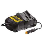 Dewalt DCB119 Dewalt  XR 10.8 - 18V Li-ion Battery In Car Charger