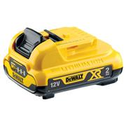 Dewalt DCB122 12v 2Ah Li-ion Battery