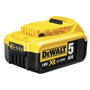 Dewalt DCB184 Dewalt DCB184 18V 5.0Ah XR Li-ion Slide-on Battery