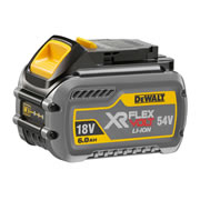 Dewalt DCB546 54v/2.0Ah 18v/6.0Ah XR FLEXVOLT Li-ion Battery