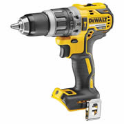 Dewalt DCD796 Dewalt 18v Brushless 2nd Generation Hammer Drill Driver (Body)