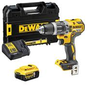 Dewalt DCD796P1 18v XR Brushless 2nd Gen Combi Drill with 1 x 5Ah Battery, Charger and Case