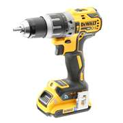 Dewalt DCD797D2B-GB Dewalt 18v XR Brushless Tool Connect Compact Hammer Drill Driver