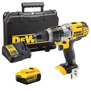 Dewalt DCD985M2 18v 4.0Ah XR Li-ion 3 Speed Combi Drill