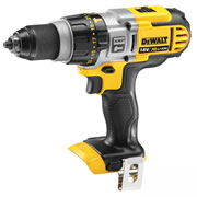 Dewalt DCD985 18v XR Li-ion 3 Speed Combi Drill - Body