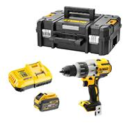 Dewalt DCD996X1 18v XR Brushless Combi Drill with 1 x 9Ah Battery, Charger and Case