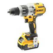 Dewalt DCD997P2B-GB Dewalt 18v XR Brushless Tool Connect Premium Hammer Drill Driver