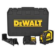 Dewalt DCE088D1G Dewalt 10.8v Li-ion Green Cross Line Laser + 1 x 2.0 Ah Battery