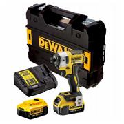 Dewalt DCF887|M2 Dewalt 18v Brushless 2nd Generation Impact Driver - 2 x 4Ah Batteries