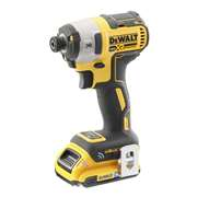 Dewalt DCF888D2B-GB Dewalt 18v XR Brushless Tool Connect Impact Driver