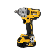 Dewalt DCF894P2-GB Dewalt DCF894P2-GB 18V XR 1/2''Impact Wrench with 2 x 5Ah Batteries, Charger and Case