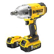 Dewalt DCF899P2 18v XR Li-ion 1/2'' Brushless Impact Wrench Kit