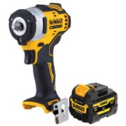 Dewalt DCF903P1 Dewalt DCF903P1 12v XR Brushless 3/8''Impact Wrench with 1x 5Ah Battery''