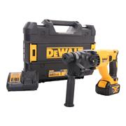 Dewalt DCH133M1 Dewalt DCH133M1 18V XR Brushless SDS+ Drill with 1 x 4Ah Battery, Charger and Case