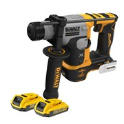 Dewalt DCH172D2 18v XR Ultra Compact SDS+ Rotary Hammer with 2x 2Ah Batteries