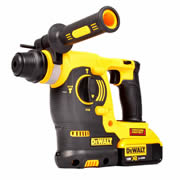 Dewalt DCH253M2 Dewalt DCH253M2 18V XRP 3 Mode SDS+ Drill with 2 x 4Ah Batteries, Charger and Case