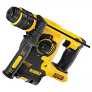 Dewalt DCH254 18v XR Li-ion SDS+  Drill + Changeable Chuck - Body Only