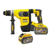 Dewalt DCH417X2 Dewalt DCH417X2 54V XR FLEXVOLT 4kg/32mm SDS-Plus Multi Drill - With 2x 9Ah Batteries
