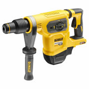 Dewalt DCH481N 54v XR FLEXVOLT SDS-MAX 3 Mode Rotary Hammer Drill (Body)
