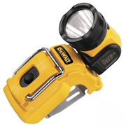 Dewalt DCL510N Dewalt 10.8V Cordless Compact LED Torch (Body)