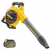Dewalt DCM572X1 54v FLEXVOLT Blower with 1 x 3Ah Battery
