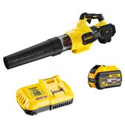 Dewalt DCMBA572X1 Dewalt DCMBA572X1 54V XR FLEXVOLT Axial Blower with 1 x 3Ah/9Ah Battery and Charger