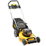 Dewalt DCMW564N 18v XR Brushless 48cm Lawnmower - Body