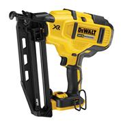 Dewalt DCN660 Dewalt DCN660 18V XR Brushless Second Fix Finishing Angled Nail Gun - Body