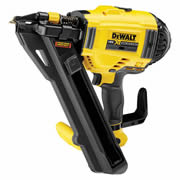 Dewalt DCN694N Dewalt 18v 1 Speed XR Li-ion Metal Connector Nailer - Body Only