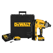 Dewalt DCN890P2 18v XR Concrete Nail Gun with 2 x 5Ah Batteries, Charger and Case