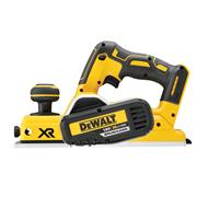 Dewalt DCP580 18v XR Li-ion Brushless Planer - Body