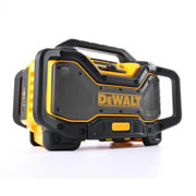 Dewalt DCR027 Dewalt XR Flexvolt Radio Charger with DAB & Bluetooth