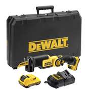 Dewalt DCS310D2 12v XR Reciprocating Saw with 2 x 2Ah Batteries, Charger and Case