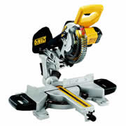 18v XR 184mm Compound Mitre Saw - Body