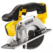 Dewalt DCS373 18v XR 140mm Metal Cutting Circular Saw - Body