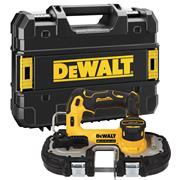 Dewalt DCS377NT Dewalt DCS377NT 18V XR Brushless Compact Bandsaw - Body with Case