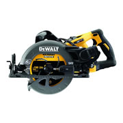 Dewalt DCS577N Dewalt DCS577N 54V XR FLEXVOLT 190mm Worm Drive Style Saw - Body
