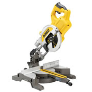 Dewalt DCS777 Dewalt DCS777 54v XR FLEXVOLT 216mm Compound Mitre Saw - Body