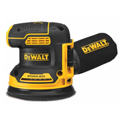Dewalt DCW210N-XJ 18v XR Brushless 125mm Random Orbital Sander - Body