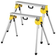 Dewalt DE7035PK2 Dewalt 2 Piece Trestle/Work Stand Twin Pack